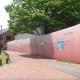 仮囲い 建設現場 看板 看板製作 インジェットシート貼り